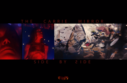 Vu sur le Net : The Carrie Mirror