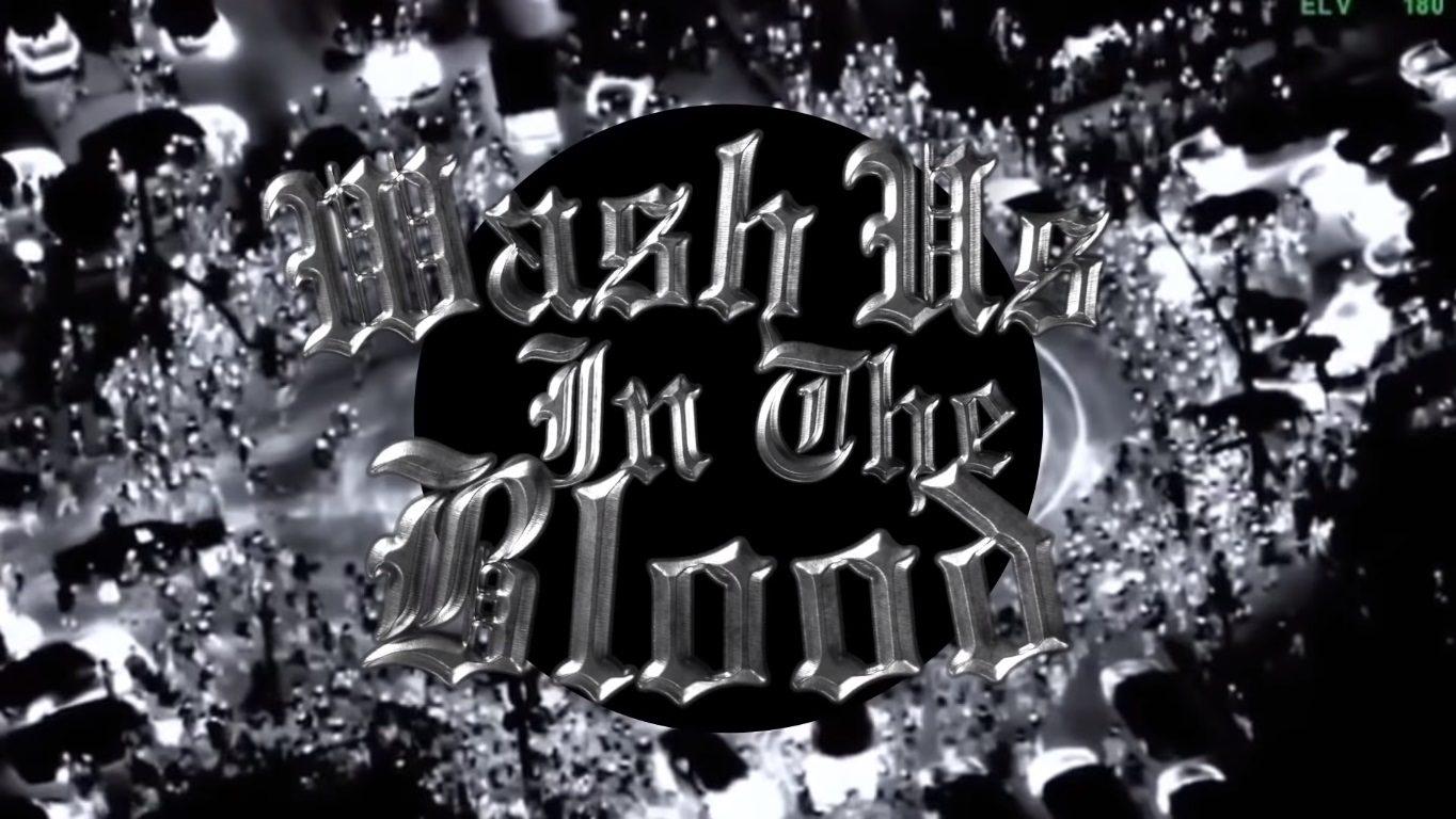 Vu sur le Net : Wash Us in the Blood de Kanye West