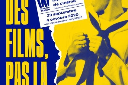 8e édition du Festival War on Screen