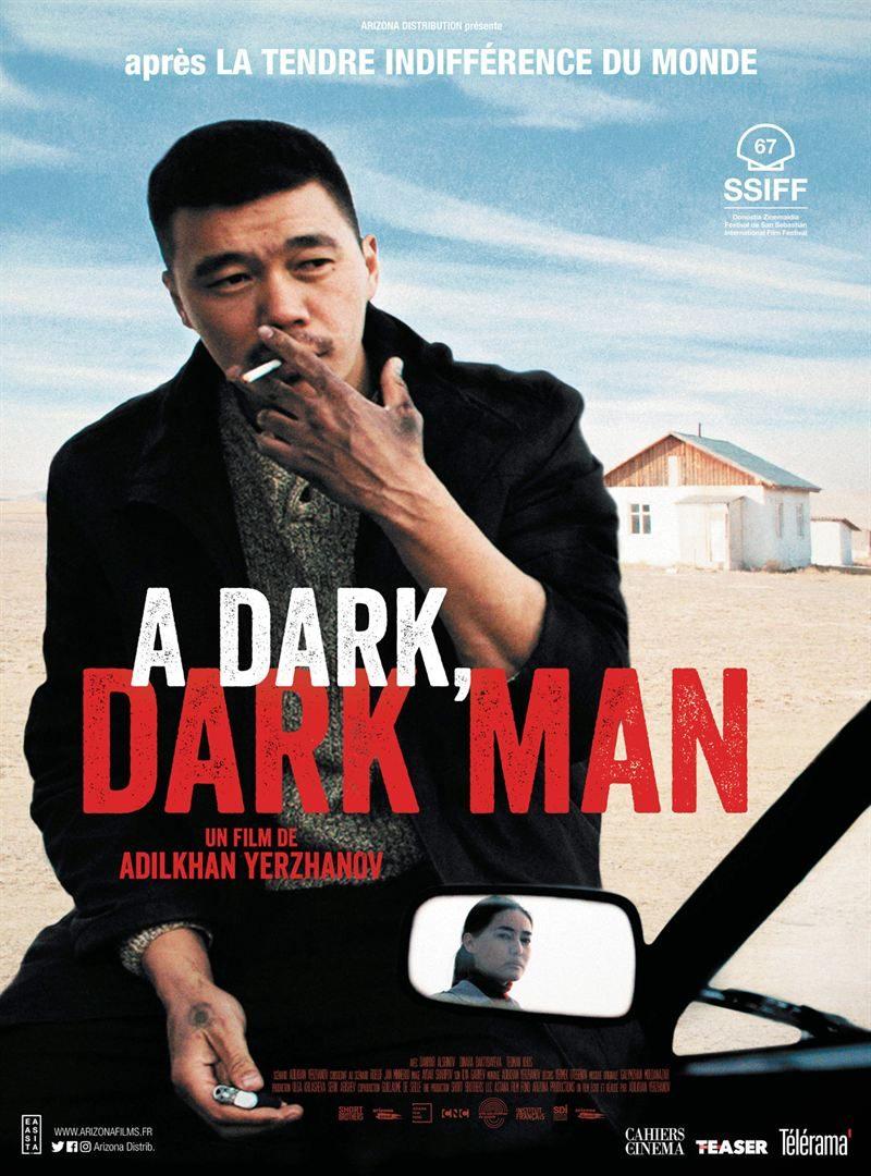 A Dark-Dark Man affiche