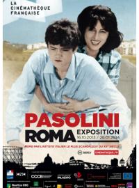 Pier Paolo Pasolini avec Alain Bergala