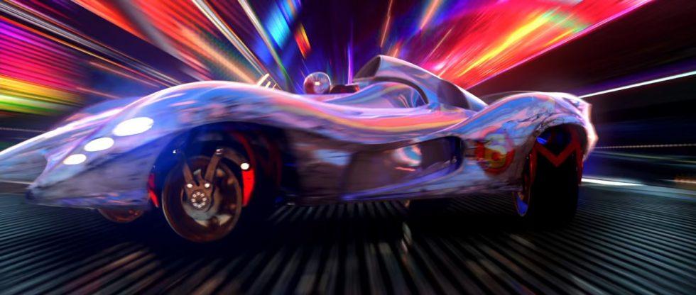 Speed Racer avec Julien Abadie