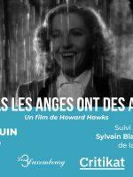 Ciné-club Critikat : « Seuls les anges ont des ailes » de Howard Hawks