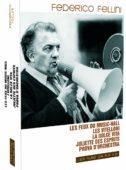 Coffret Federico Fellini