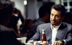Pacino, De Niro, regards croisés