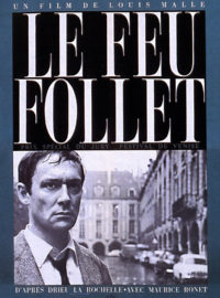 Le Feu follet À prendre… et à laisser par Alissa Wenz En 1963, Louis Malle adapte le roman de Drieu La Rochelle, écrit plus de trente ans auparavant. Situant les états d'âme de son personnage dans l'après-guerre d'Algérie, Malle dresse le portrait d'un homme (Maurice Ronet) qui, ayant décidé d