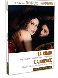 Coffret Marco Ferreri : La Chair / L'Audience