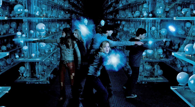 Critique : Harry Potter et l'Ordre du Phénix, de David Yates ...