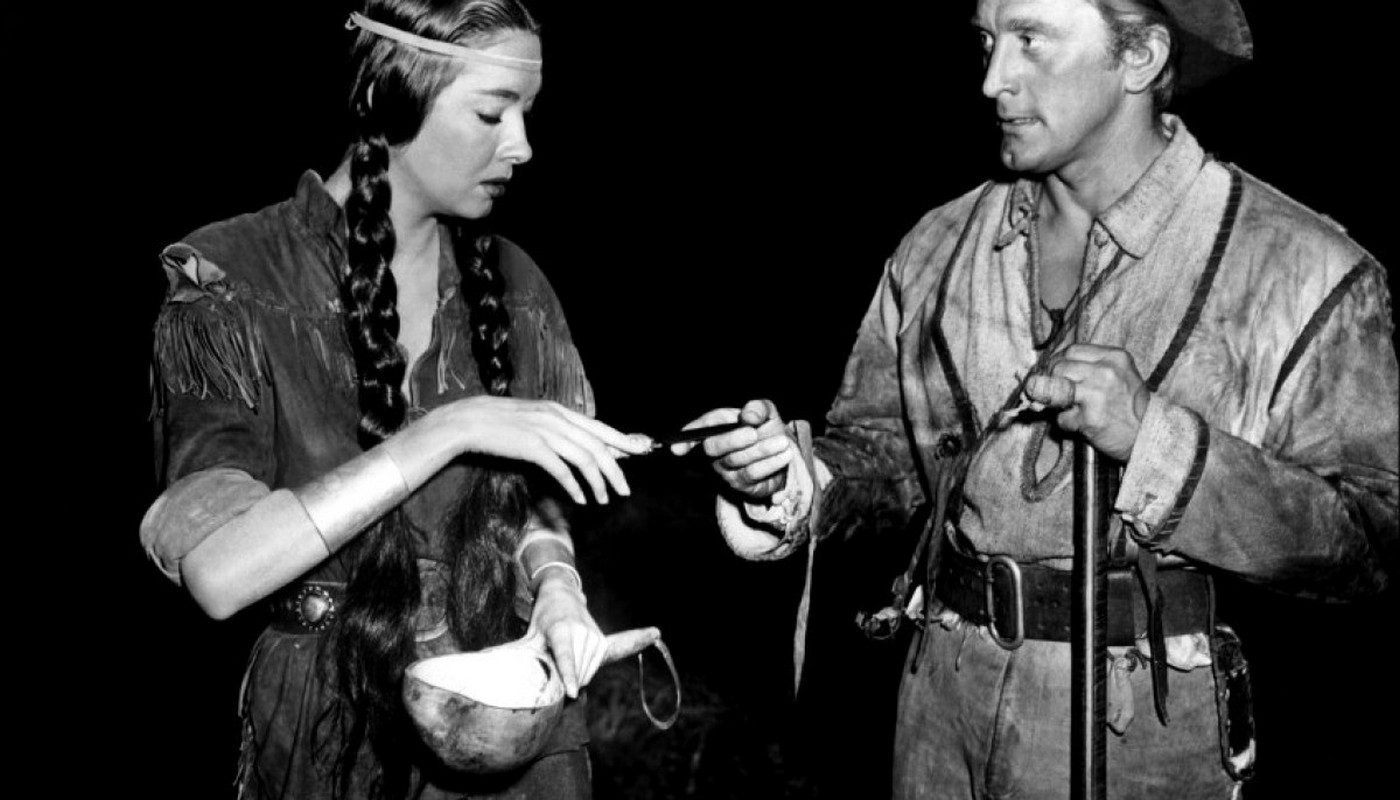 L'Indienne dans le western américain des années 1950