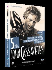 Coffret John Cassavetes
