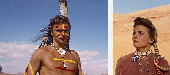 L'Archétype de l'Indien dans le western américain