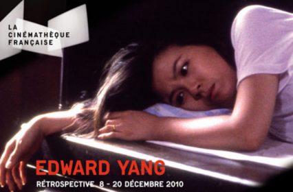 Rétrospective Edward Yang à la Cinémathèque Française