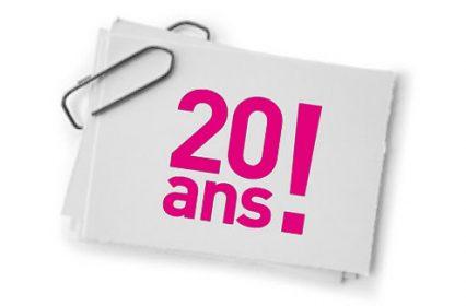 20 ans de courts métrages