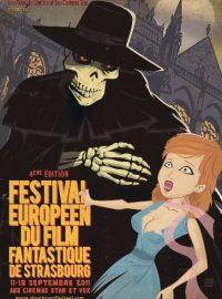 Festival Européen du Film Fantastique de Strasbourg, 4e édition