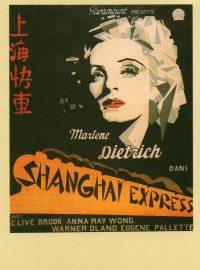 Agent X27 / Shanghai Express