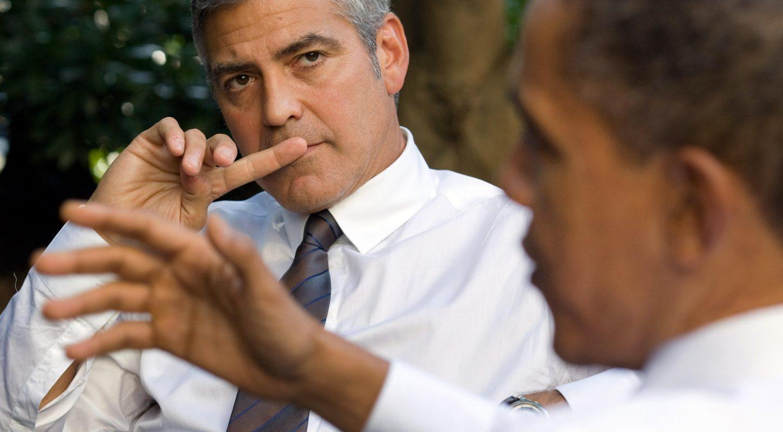 George Clooney : confessions d'un citoyen modèle