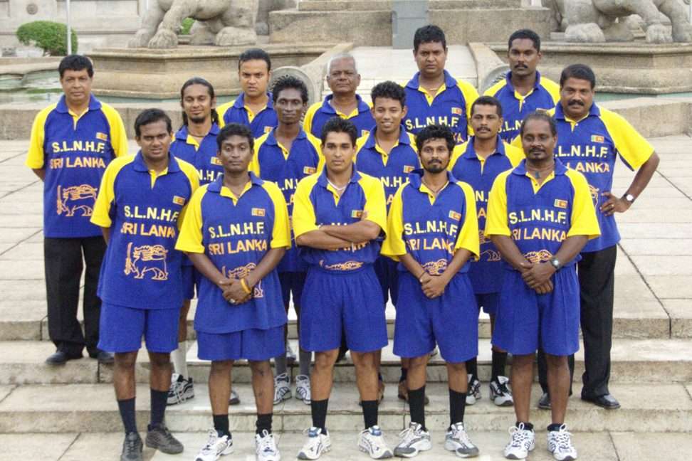 Sri Lanka National Handball Team