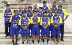 Sri Lanka National Handball Team