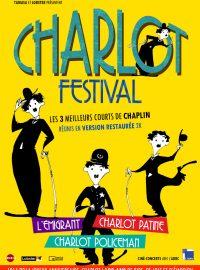 Charlot Festival : Charlot patine / Charlot policeman / L'Émigrant
