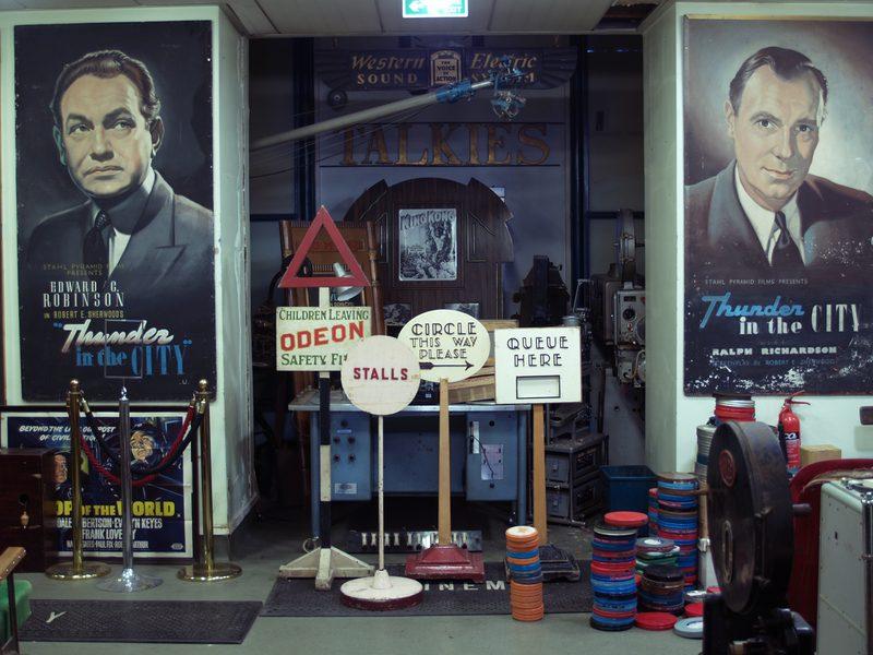 Cinéma Muséum : le musée d'après le cinéma