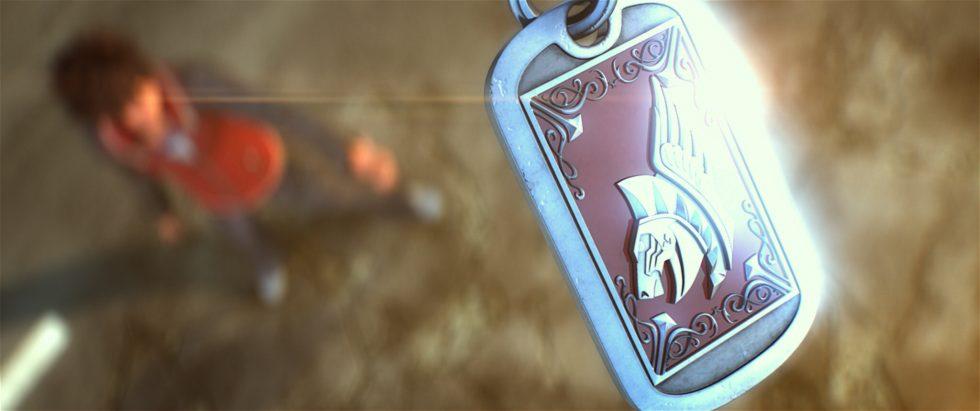Les Chevaliers du Zodiaque: La Légende du Sanctuaire