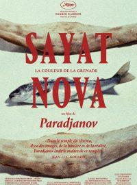 Sayat Nova – La Couleur de la grenade