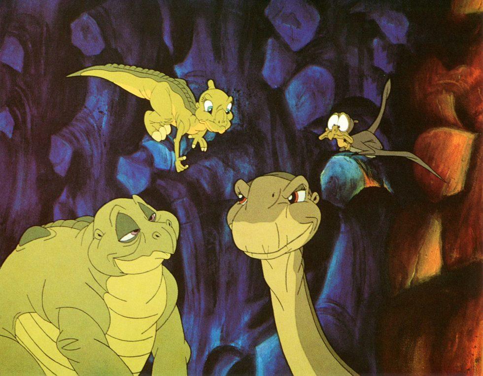Critique le petit dinosaure et la vall e des merveilles - Petit pieds le dinosaure ...