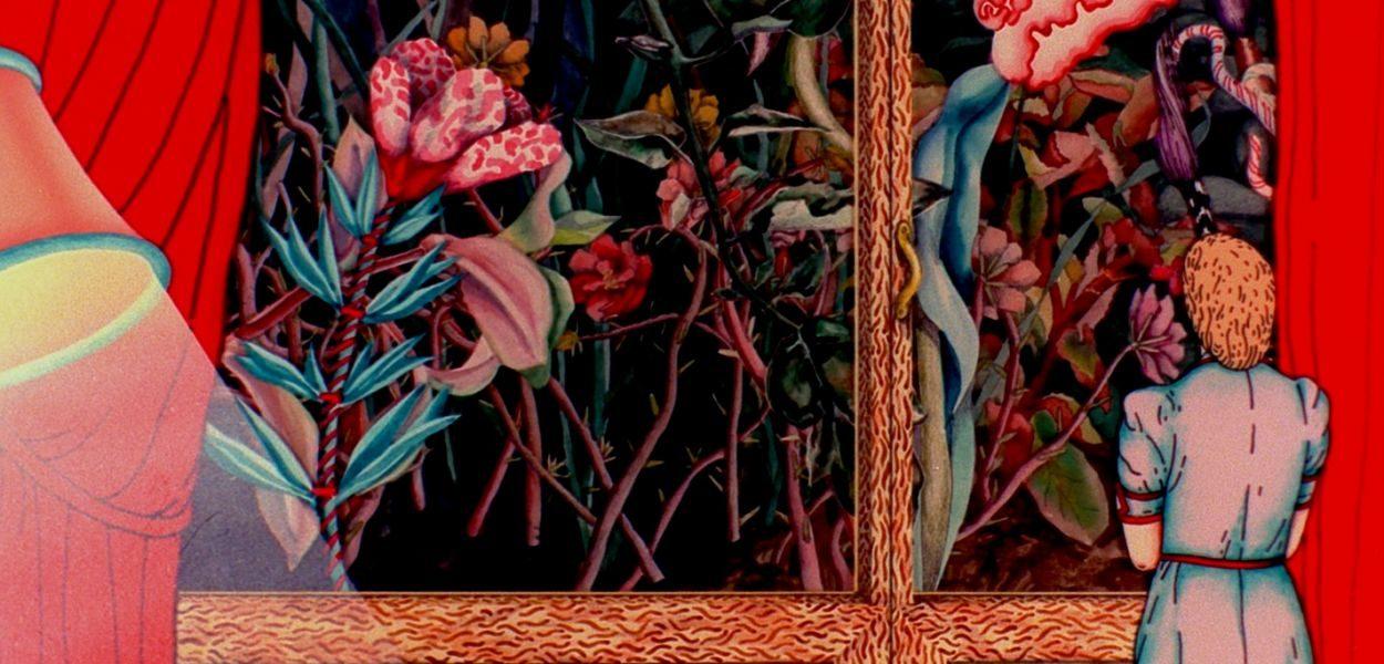 Suzan Pitt – Animated Films