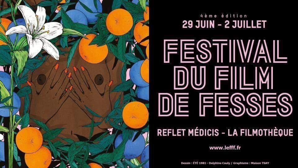 4e Festival du Film de Fesses