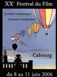 XXème Festival du Film romantique de Cabourg