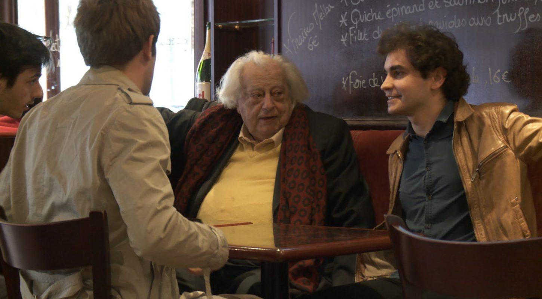 Guillaume Namur, Fabien Hagege et Vincent Haasser